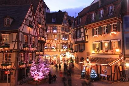 Colmar Christmas Markets France.Christmas Markets In France Cyclomundo
