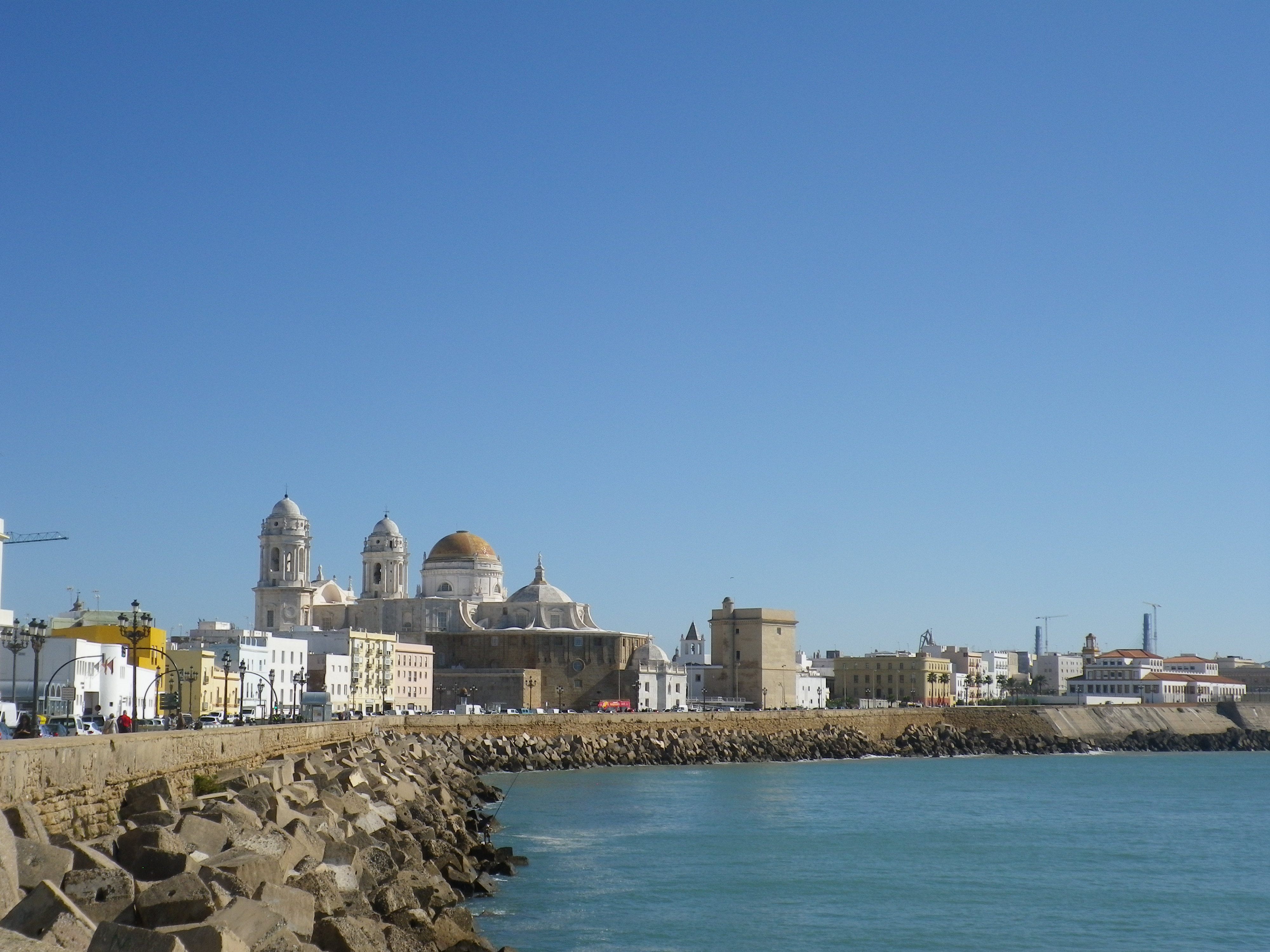 Seville and its Coastline