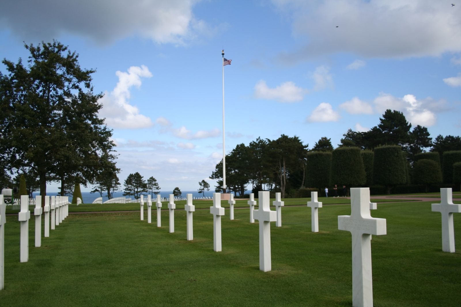 World War Two cemetery