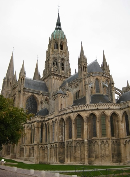 Church in Bayeux