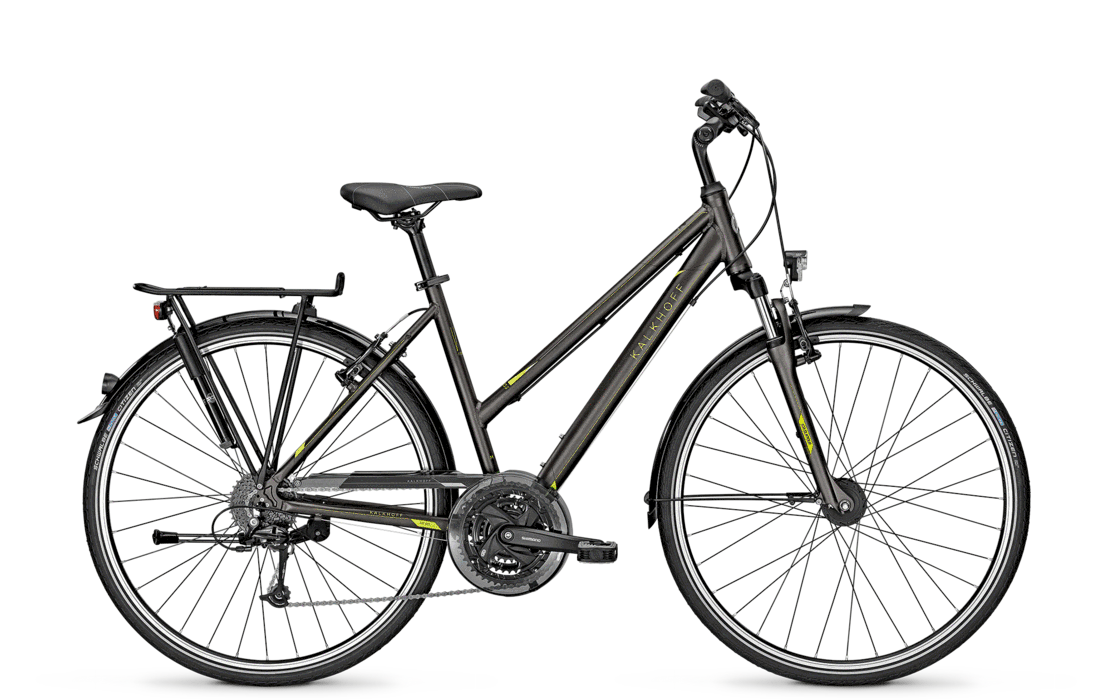 Andalusia hybrid bike