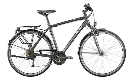 Bordeaux hybrid bike