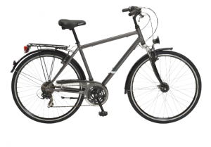 Paris hybrid bike Mens