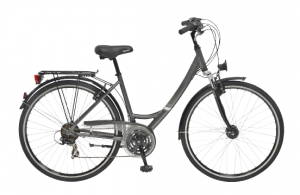 Paris hybrid bike Womens