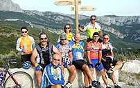 Cycling Provence and beyond... a challenging and scenic experience