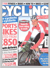 CyclingActive2011FrontPage