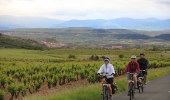Cycling in La Rioja: cycling in the Spanish region of La Rioja