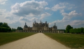 The Chateau de Chambord, near Blois is one of the most famous castles in France