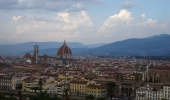 Our cycling tours in Tuscany start from Florence