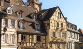 Alsace is one of the most cycling-friendly regions in France