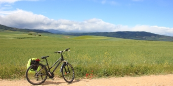 Self-guided cycling tours allow you to stop whenever and wherever you want to enjoy the landcapes of La Rioja