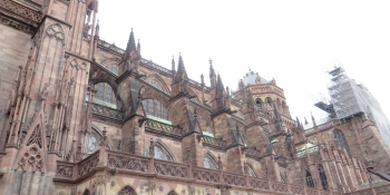 Most Alsace cycling tours start from your hotel in the town of Strasbourg