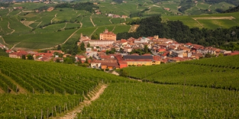 The itinerary takes you to the Piedmont coutryside hills and valleys