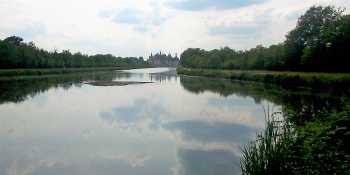 Bike over the beautiful Loire river and visit the Chateau d'Amboise
