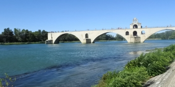Cycling tour of Provence starting from Avignon