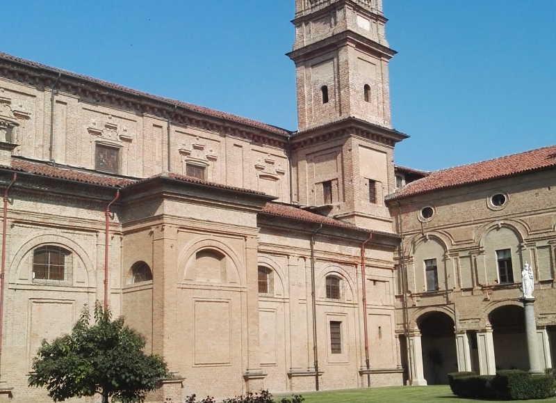 The itinerary takes you by Piedmont's churches