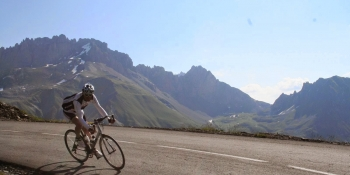 Some of the Tour de France's most difficult climbs are featured in this challenging cycling tour