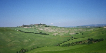 Ride the hills and valleys in Tuscany from Pisa to Florence via Siena