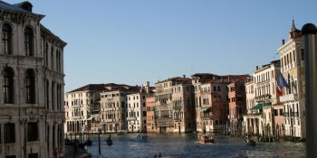 Venetian way of life on its canals