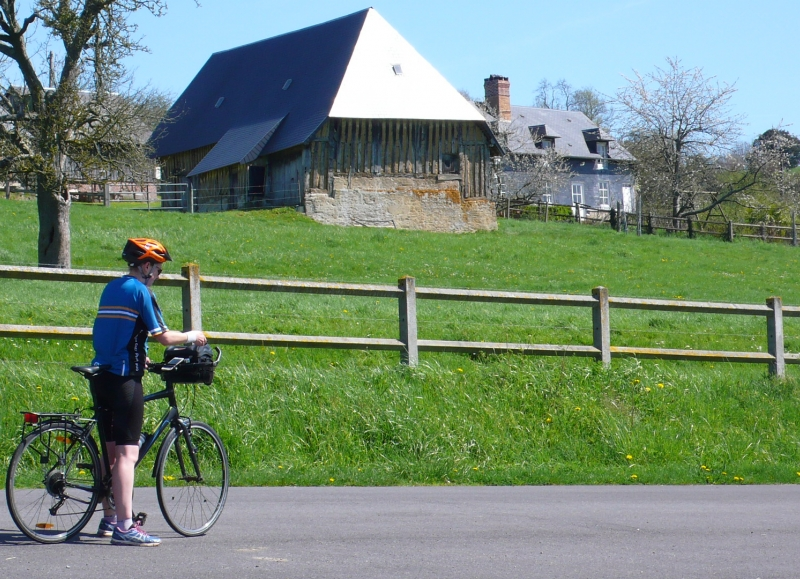 This cycling tour will take you through Norman farmland known for its cider and cheese