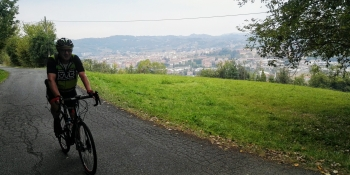 Cycle the high perched paths of Piedmont