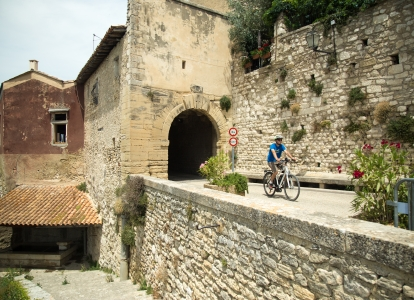 Cycling the heart of Provence