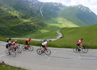 This cyclosportive tour is perfect for avid riders