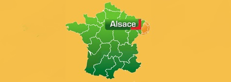 Cyclomundo offers guided and self-guided cycling trips in Alsace, click here to see the Alsacian regional page.