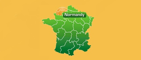 Cyclomundo offers guided and self-guided cycling trips in Normandy, click here to see the Normandy regional page.