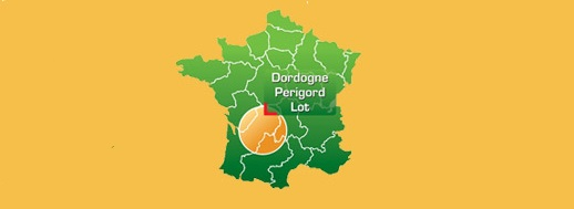 Cyclomundo offers guided and self-guided cycling trips in Dordogne, Perigord, and Lot, click here to see the Dordogne regional page.