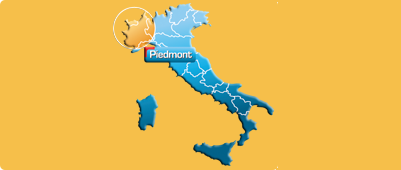 Cyclomundo offers guided and self-guided cycling trips in Piedmont, click here to see the Piedmont regional page.