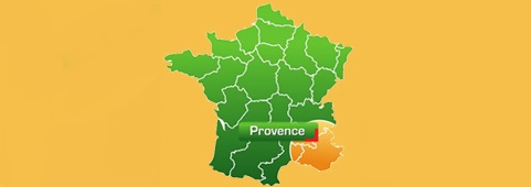 Cyclomundo offers guided and self-guided cycling trips in Provence, click here to see the Provence regional page.