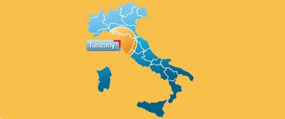 Cyclomundo offers guided or self-guided bicycle tours in Tuscany, click here to see the Tuscany regional page